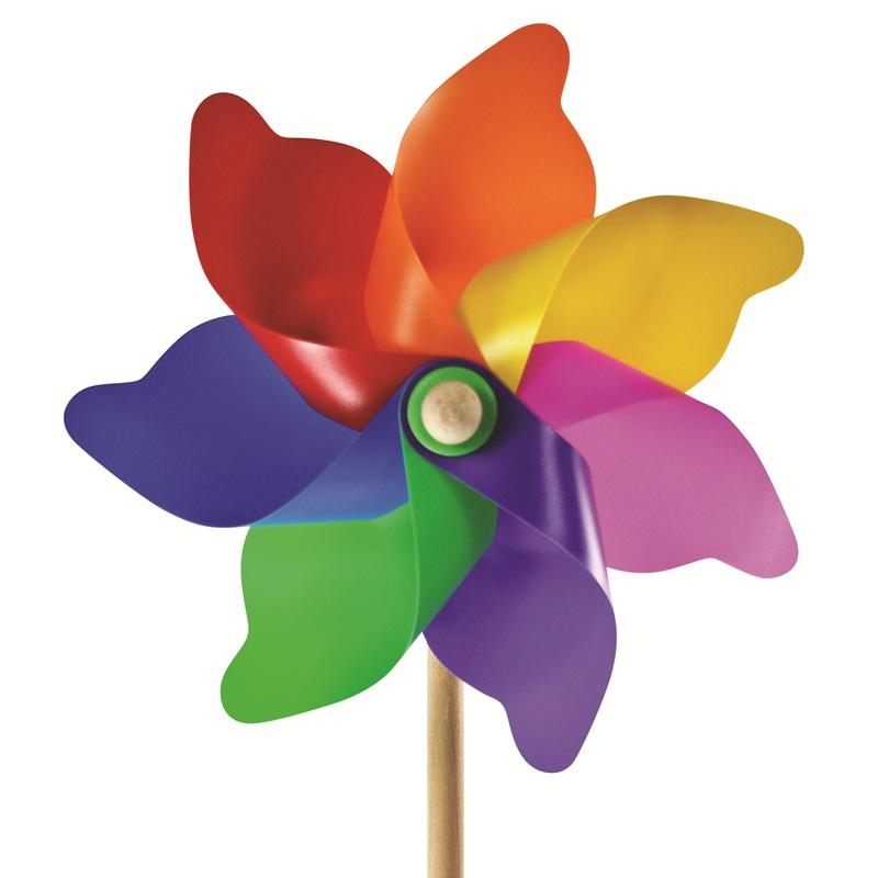 Bahçe Gurubu Rüzgar Gülü   30 CM ÇAP